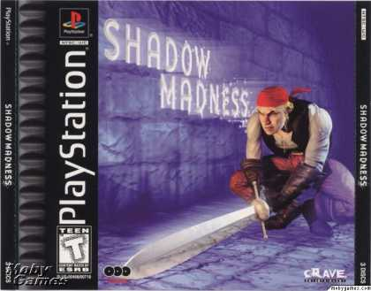PlayStation Games - Shadow Madness