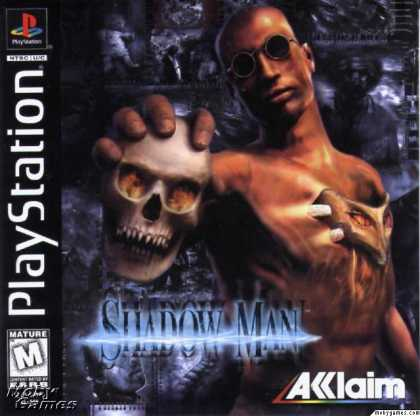 PlayStation Games - Shadow Man