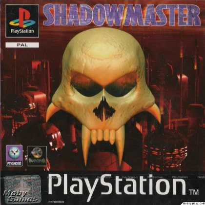 PlayStation Games - Shadow Master