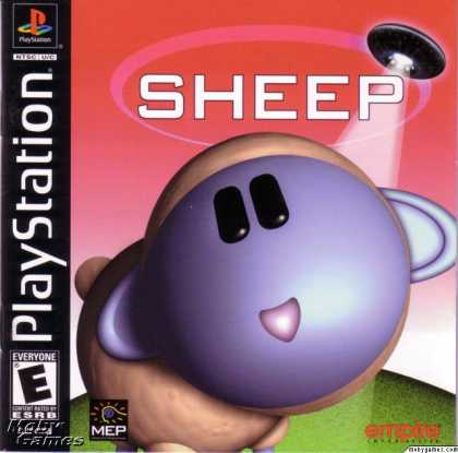 PlayStation Games - Sheep