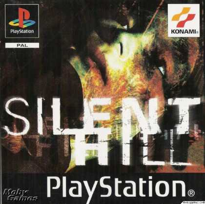 PlayStation Games - Silent Hill