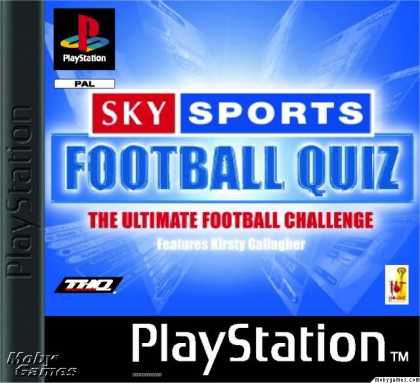 PlayStation Games - Sky Sports Football Quiz