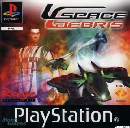 PlayStation Games - Space Debris