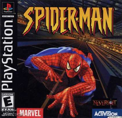 PlayStation Games - Spider-Man