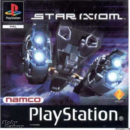 PlayStation Games - Star Ixiom