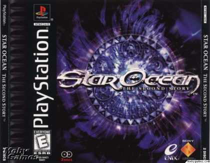 PlayStation Games - Star Ocean: The Second Story