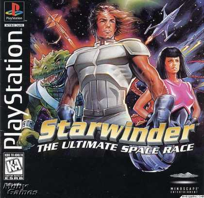 PlayStation Games - Starwinder