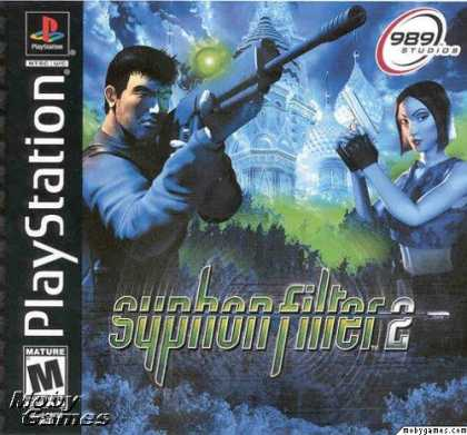PlayStation Games - Syphon Filter 2