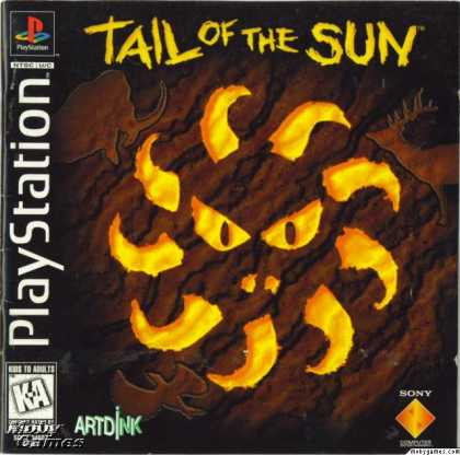 PlayStation Games - Tail of the Sun