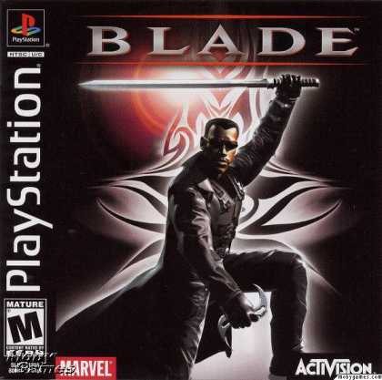 PlayStation Games - Blade