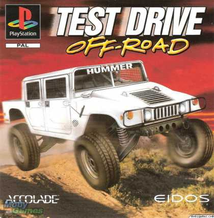 PlayStation Games - Test Drive: Off-Road