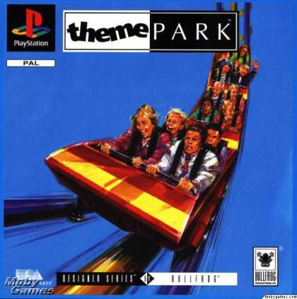 PlayStation Games - Theme Park