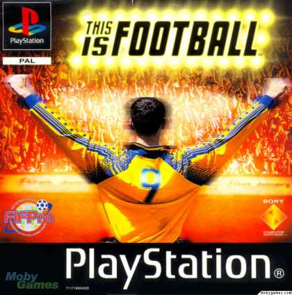 PlayStation Games - This is Football
