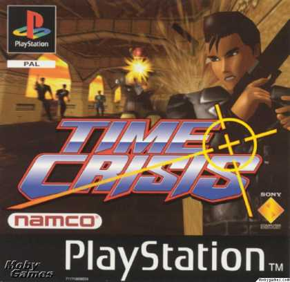 PlayStation Games - Time Crisis