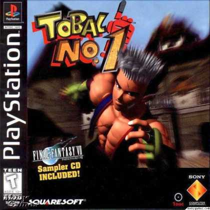 PlayStation Games - Tobal No.1