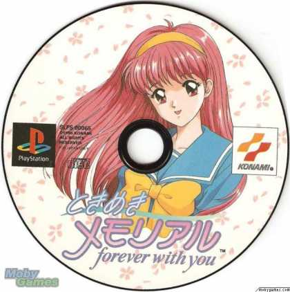 PlayStation Games - Tokimeki Memorial: Forever With You