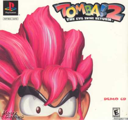 PlayStation Games - Tomba! 2: The Evil Swine Return