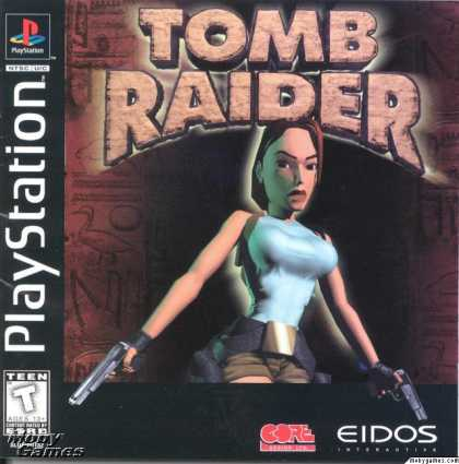 PlayStation Games - Tomb Raider