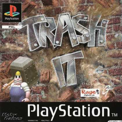 PlayStation Games - Trash It