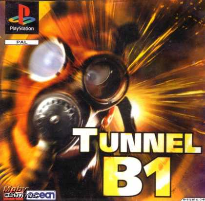 PlayStation Games - Tunnel B1