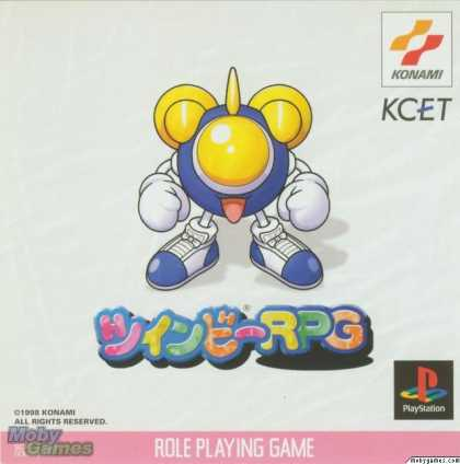 PlayStation Games - Twinbee RPG