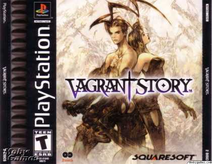 PlayStation Games - Vagrant Story