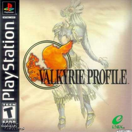 PlayStation Games - Valkyrie Profile