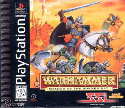 PlayStation Games - Warhammer: Shadow of the Horned Rat