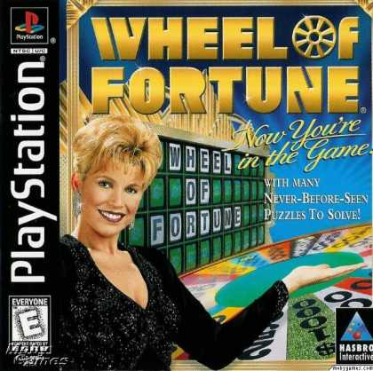 PlayStation Games - Wheel of Fortune
