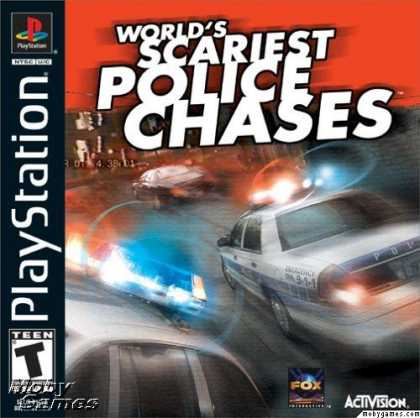 PlayStation Games - World's Scariest Police Chases