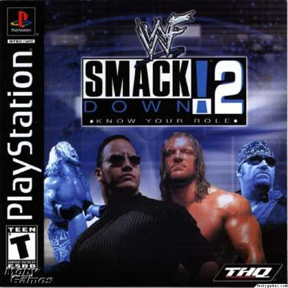 PlayStation Games - WWF Smackdown! 2: Know Your Role
