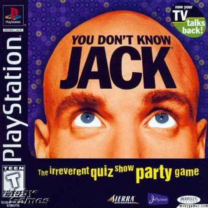 PlayStation Games - You Don't Know Jack