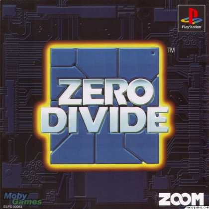 PlayStation Games - Zero Divide
