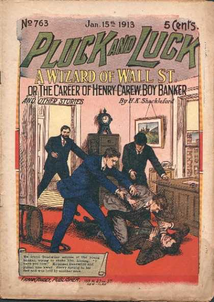 Pluck and Luck - 11/1913
