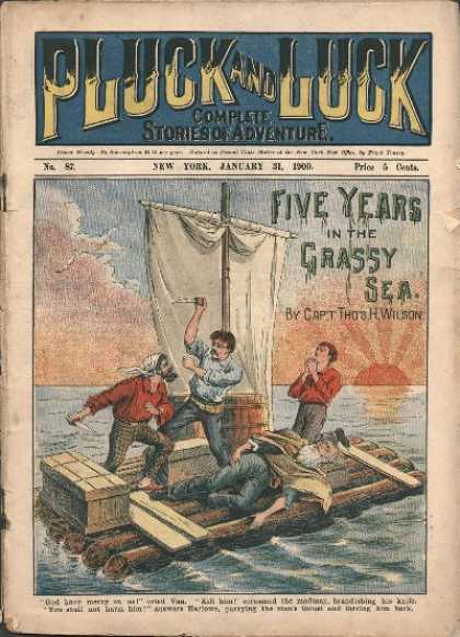 Pluck and Luck - 7/1900