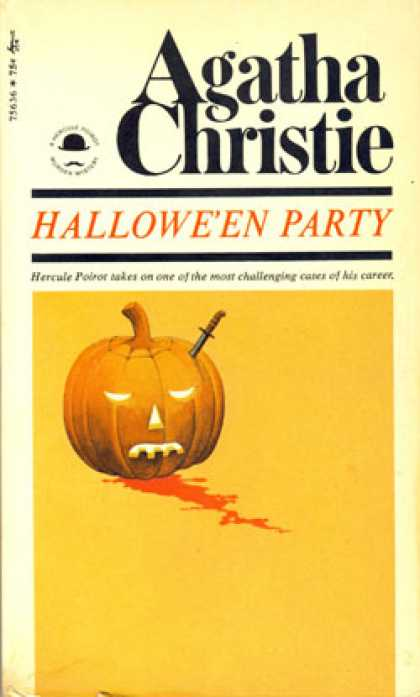Pocket Books - Halloween Party - Agatha Christie