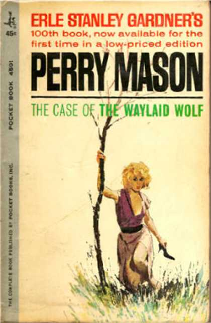 Pocket Books - The Case of the Waylaid Wolf