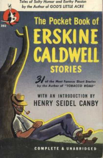 Pocket Books - The Pocket Book of Erskine Caldwell Stories