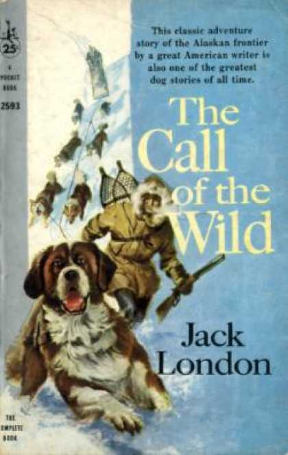 Pocket Books - The Call of the Wild - Jack London