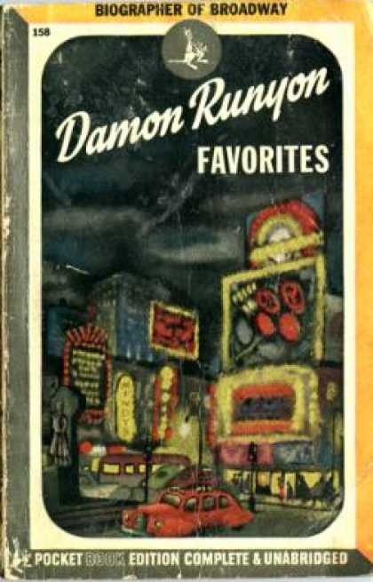 Pocket Books - Damon Runyon Favorites