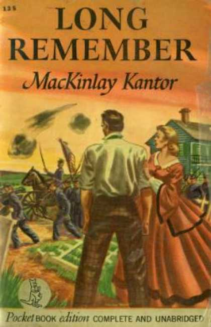 Pocket Books - Long Remember - Mackinlay Kantor