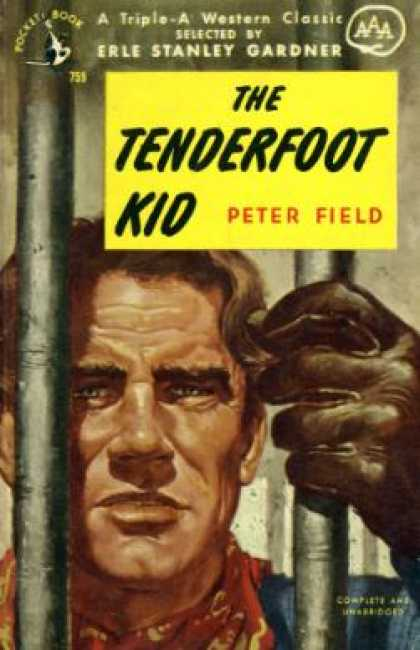 Pocket Books - The Tenderfoot Kid