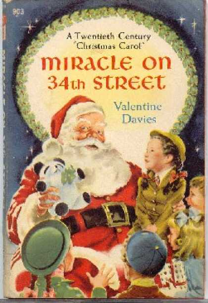 Pocket Books - Miracle On 34th Street - Valentine Davies