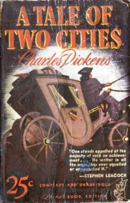 Pocket Books - A Tale of Two Cities
