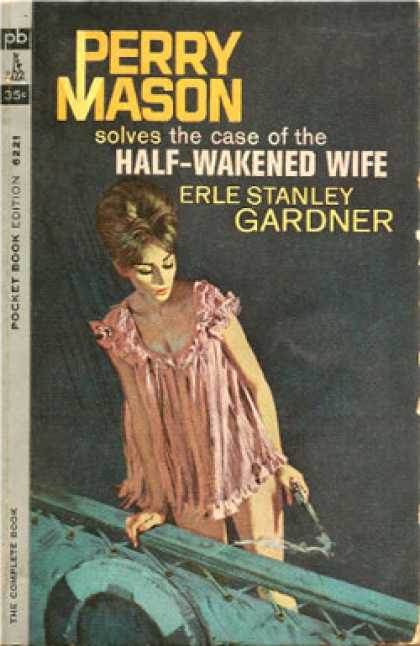 Pocket Books - The Case of the Half-wakened Wife