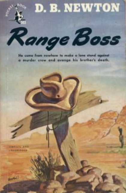 Pocket Books - Range Boss - D. B. Newton