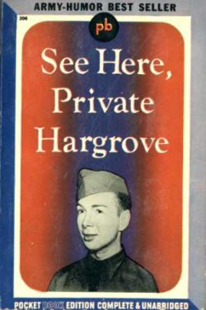Pocket Books - See Here, Private Hargrove
