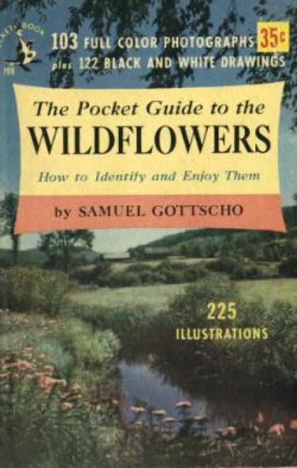Pocket Books - Pocket Guide To the Wildflowers - Samuel Gottscho