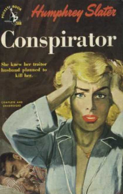 Pocket Books - Conspirator,: A Novel - Humphrey Slater