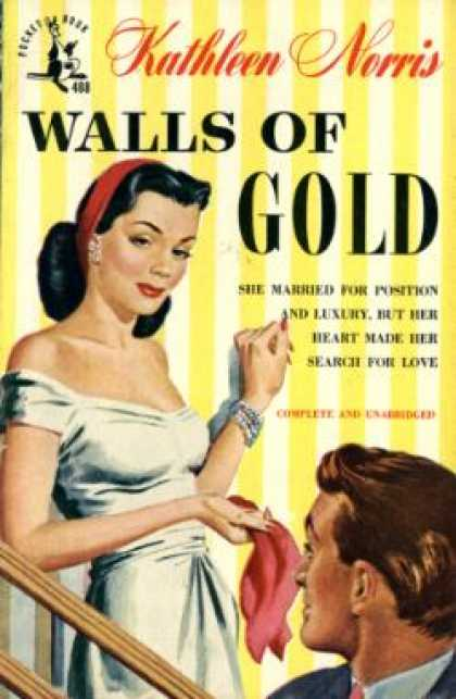 Pocket Books - Walls of Gold